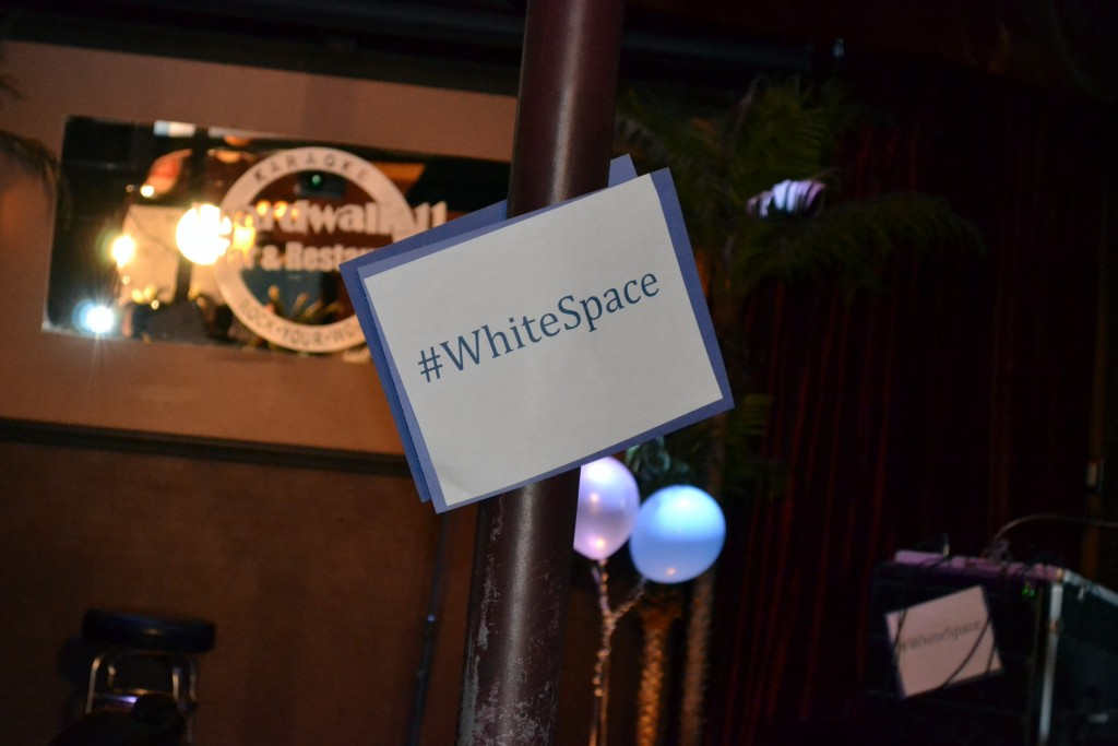 White Space Poetry Anthology Release Party – LA 10