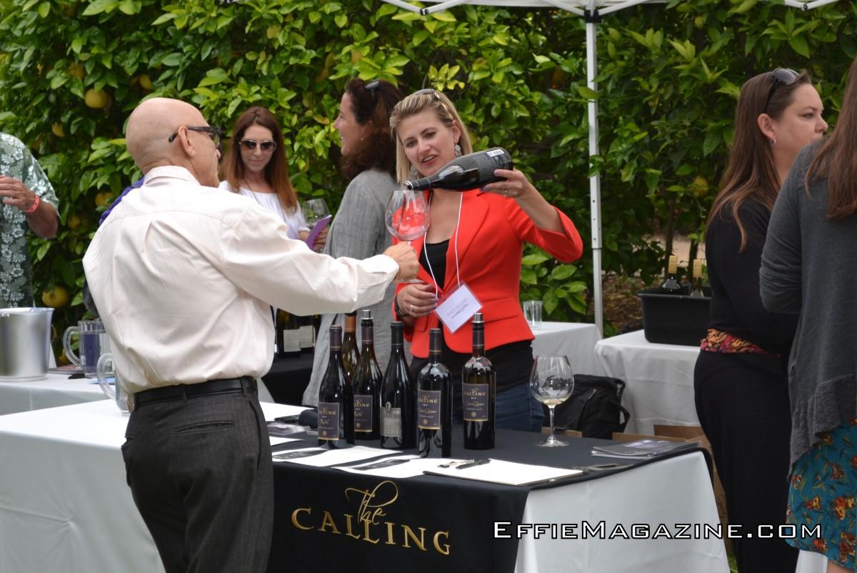 Toasting Amp Tasting Pasadena Grand Pinotfest 2015 Effie