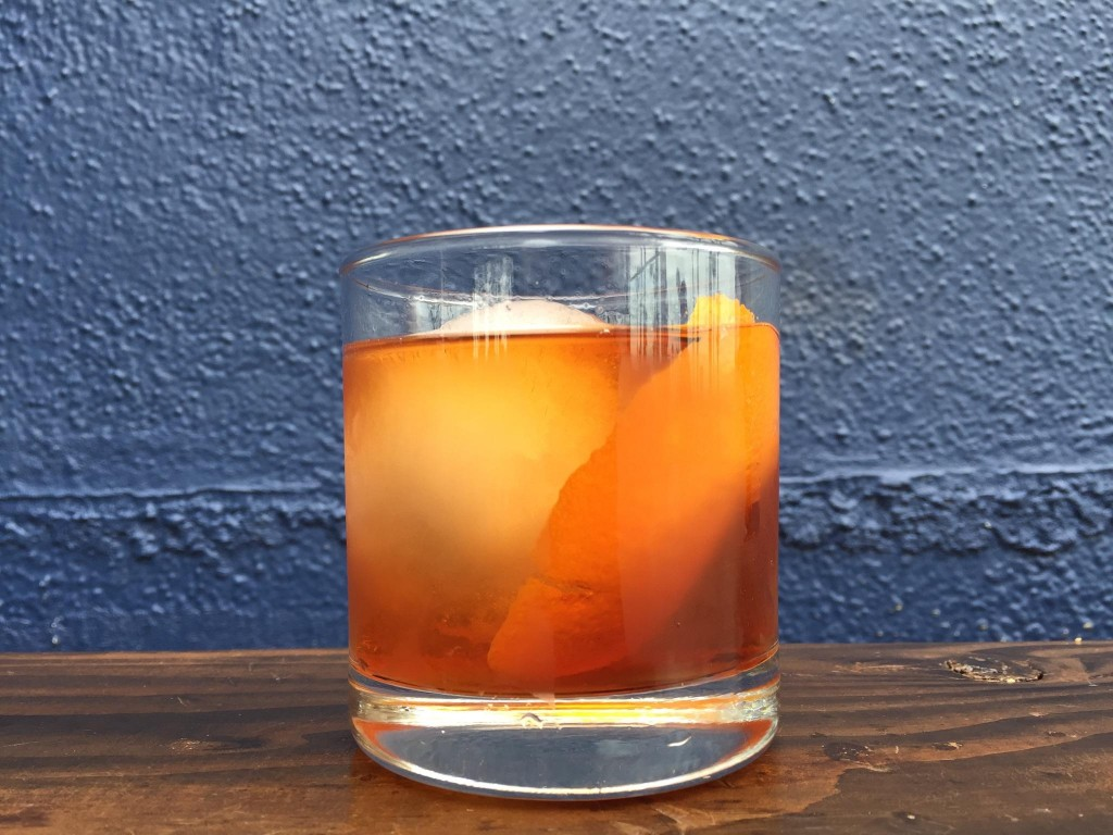 Whaler Fashioned