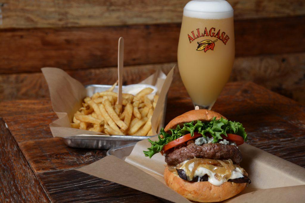 Hache LA – Roaring Forties, Beer & Fries