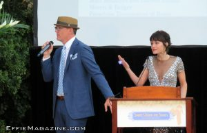EffieMagazine.com, Five Acres Soiree Under the Stars, Gamble House, Matt Lillard, Carla Gugino