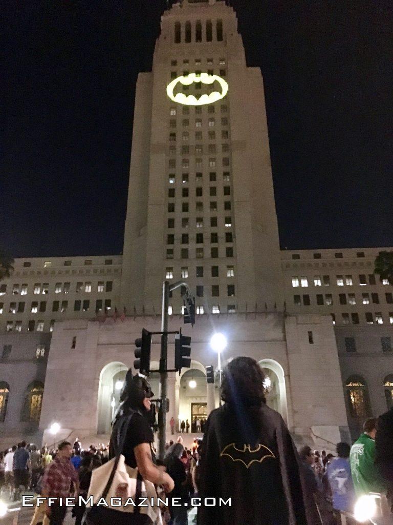 Bat Signal 8